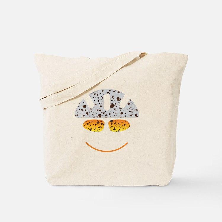 Happy MTB Tote Bag