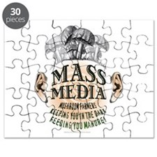 Mass Media Puzzle