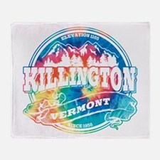 Killington Old Circle Throw Blanket