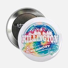 "Killington Old Circle 2.25"" Button"