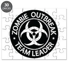 ZO Team Leader Black Puzzle