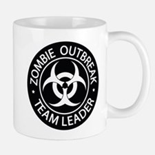 ZO Team Leader Black Mug