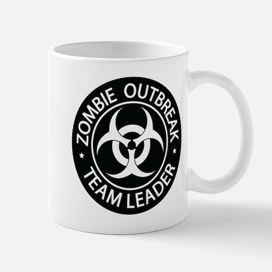 ZO Team Leader Black Mug