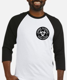 ZO Team Leader Black Baseball Jersey