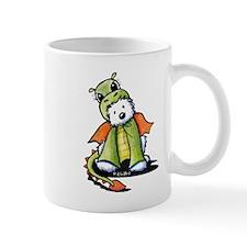 Year Of The Dragon Westie Mug