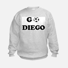 GO DIEGO Sweatshirt