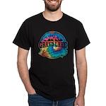 Grand Lake Old Circle Dark T-Shirt