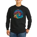 Grand Lake Old Circle Long Sleeve Dark T-Shirt
