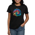 Grand Lake Old Circle Women's Dark T-Shirt