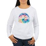 Grand Lake Old Circle Women's Long Sleeve T-Shirt