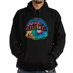 Grand Lake Old Circle Hoodie (dark)
