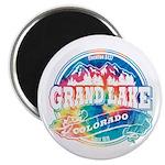 Grand Lake Old Circle Magnet
