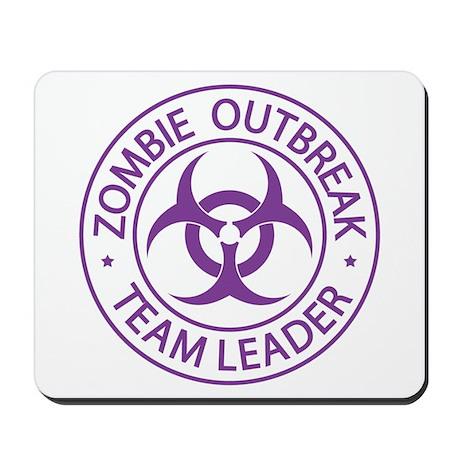Team Leader ZA Mousepad