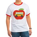 100th Day of School Apple Ringer T
