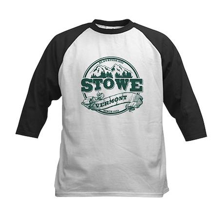Stowe Old Circle Kids Baseball Jersey