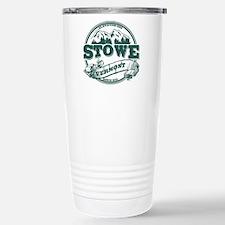 Stowe Old Circle Stainless Steel Travel Mug