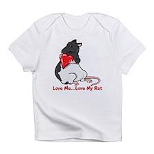 Love My Rat Infant T-Shirt