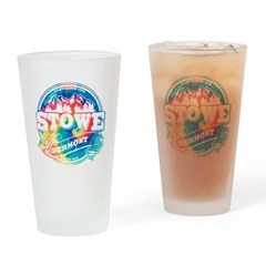 Stowe Old Circle Drinking Glass