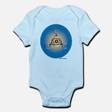 Barbury Castle Crop Circle Infant Bodysuit