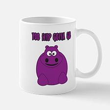 Too Hippo Mug