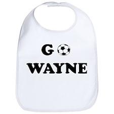 Go WAYNE Bib