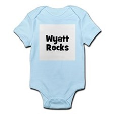 Wyatt Rocks Infant Creeper