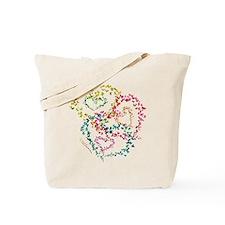 Hearts All Aflutter! - Tote Bag