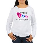 CUSTOM Russian Cousi - Women's Long Sleeve T-Shirt