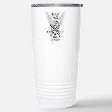 Team Free Will Stainless Steel Travel Mug