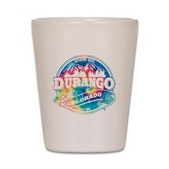 Durango Old Circle Shot Glass