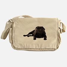 Pug 2 Messenger Bag
