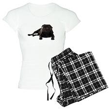 Pug 2 Pajamas