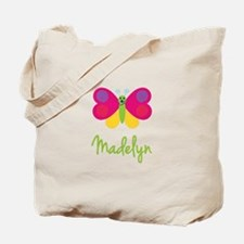 Madelyn The Butterfly Tote Bag