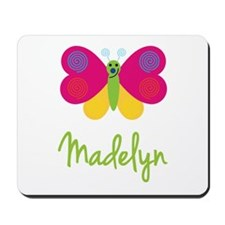 Madelyn The Butterfly Mousepad