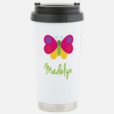 Madelyn The Butterfly Travel Mug