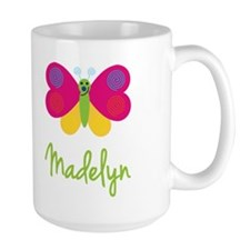 Madelyn The Butterfly Ceramic Mugs