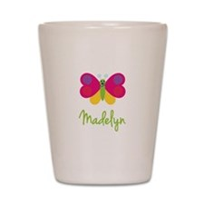 Madelyn The Butterfly Shot Glass