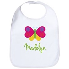 Madelyn The Butterfly Bib