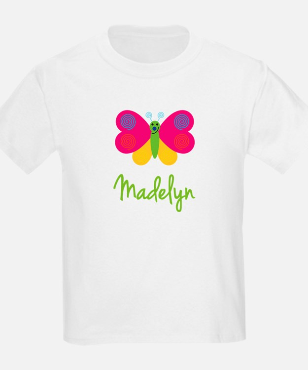 Madelyn The Butterfly T-Shirt