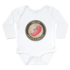 Pro Life Long Sleeve Infant Bodysuit