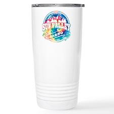 Sun Valley Old Circle Travel Coffee Mug