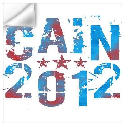 Cain 2012 Wall Decal
