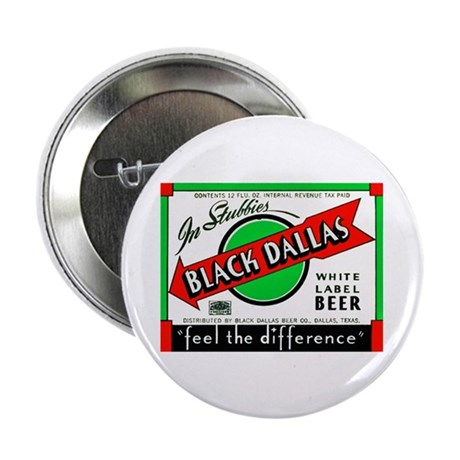 """Texas Beer Label 2 2.25"""" Button (10 pack)"""