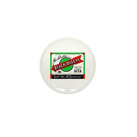 Texas Beer Label 2 Mini Button (10 pack)