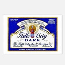 Kentucky Beer Label 2 Postcards (Package of 8)