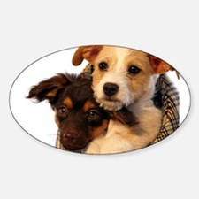 Puppies Decal