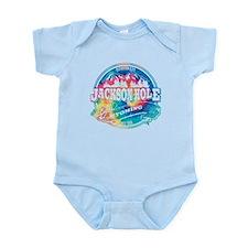 Jackson Hole Old Circle Infant Bodysuit