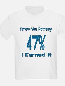 Cute Go obama T-Shirt