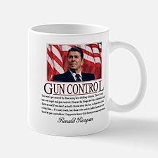 Gun Control Small Small Mug