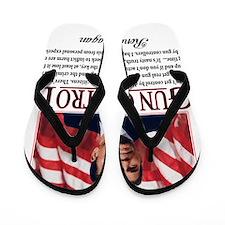 Gun Control Flip Flops